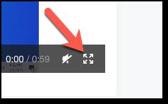 Maximize Video Fullscreen