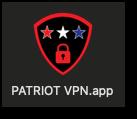 Patriot VPN Application Folder Icon